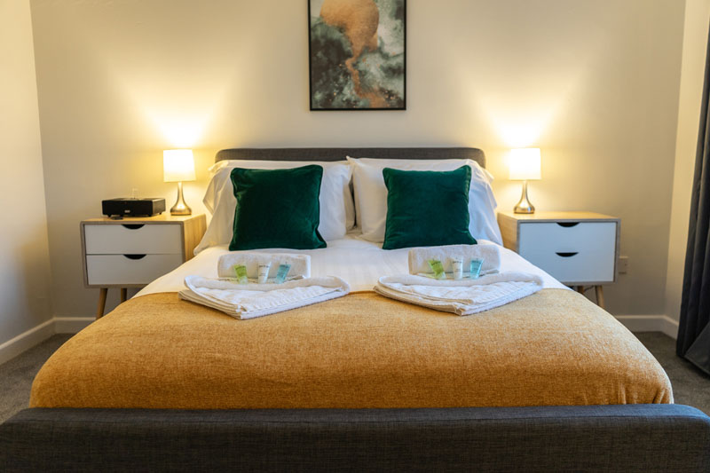 serviced accommodation peterborough apartment 5 kirkwood close by midlands managed properties