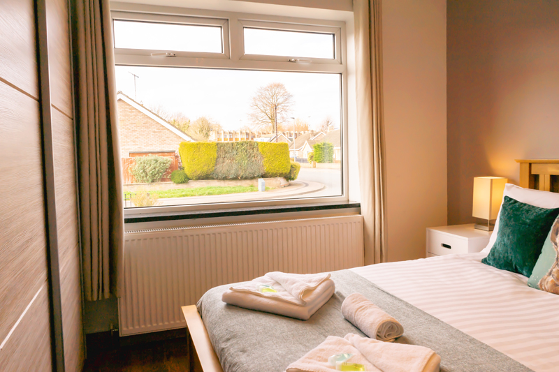 peterborough serviced accommodation lea gardens b7 midlands managed properties